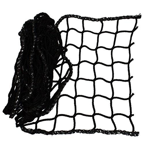 Universal Schutznetz schwarz - Breite 0,6m - 1,0m - 2,0m (Breite: 1.0 Meter) Meterware (Preis per Meter)