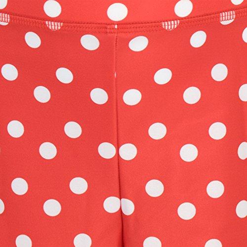 Disney Minnie Mouse - Bañador de Dos Piezas para Niña - Minnie Mouse