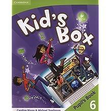 Kid's Box 6 Pupil's Book - 9780521688284