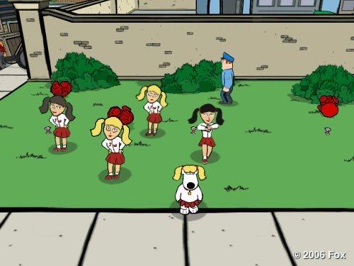 Das Videospiel Family Guy (Family Guy (Xbox) UK IMPORT)