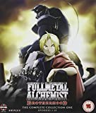 Fullmetal Alchemist Brotherhood Collection One Blu-ray (Episodes 1-35)