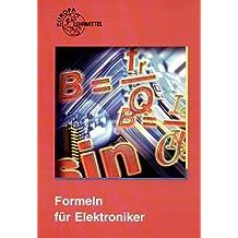 Formeln für Elektroniker