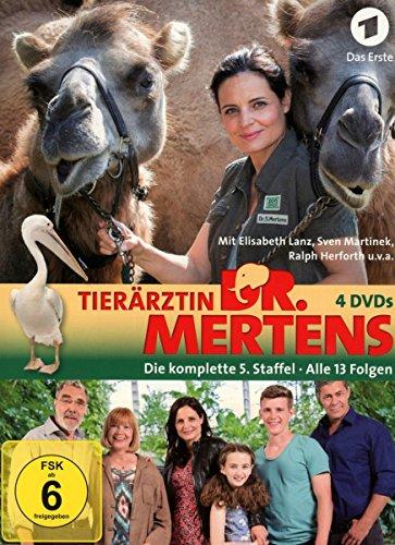 Tierärztin Dr. Mertens - Die komplette 5. Staffel [4 DVDs]
