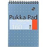 Bloc de notas metálico Pukka 140 x 205 mm 160 páginas de 80 g / m2 Paquete de 3 cuadernos