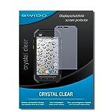 4 x SWIDO® Screen Protector Caterpillar Cat S30 Screen