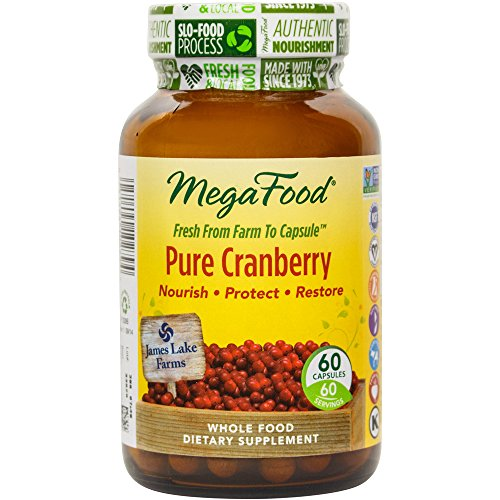 MegaFood - Pure Cranberry, Supports Immune Defenses & Urinary Tract