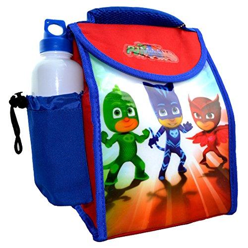 �Deluxe Kühltasche Lunchtasche mit 400ml Flasche (Becher Maske)