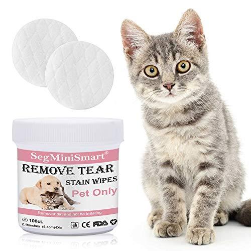 Zoom IMG-2 salviette cani per occhi detergenti