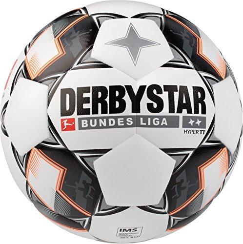 Derbystar Bundesliga Hyper TT, 5, weiß schwarz orange, 1855500127 -