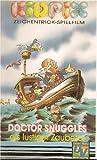 Doctor Snuggles als lustiger Zauberer