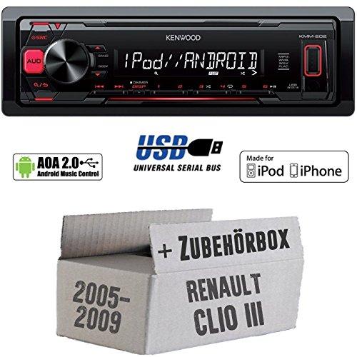 Watermark Vertriebs GmbH /& Co Adapterkabel KG Radio Einbauset f/ür Suzuki Jimny 2006-2012 Doppel DIN Radioblende