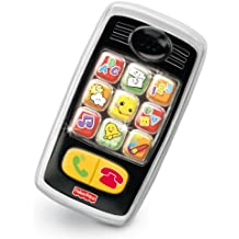 Fisher-Price Jouet d'éveil Smartphone Rire & Eveil