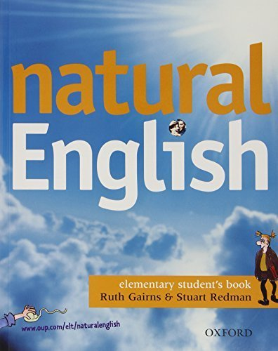natural English Elementary: Student's Book: Student's Book Elementary level by Ruth Gairns (2006-03-09)