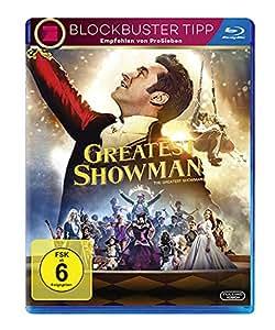 Greatest Showman [Blu-ray]