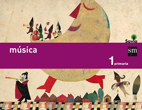 Savia, Música, 1 Educación Primaria por Ángel . . . [et al. ] Müller Gómez
