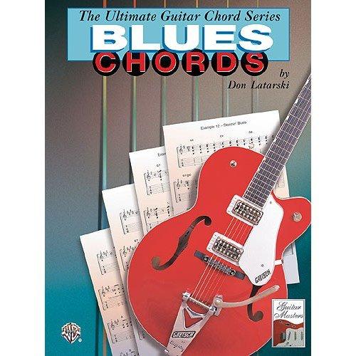 Blues Chords. Partitions pour Tablature Guitare(Symboles d'Accords)
