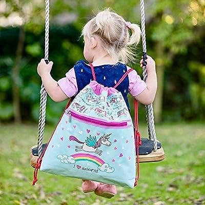 Tyrrell Katz New Unicorns Kitbag - childrens-sports-bags, childrens-bags