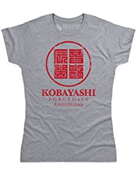 Inspired By The Usual Suspects - Kobayashi Porcelain T-shirt, Pour femme