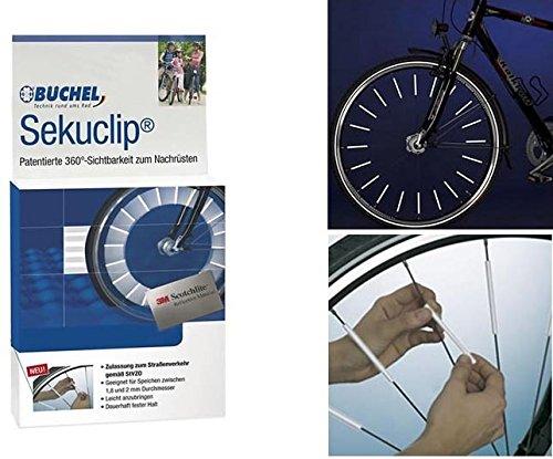 4 Stk Katzenaugen Speichenreflektoren Speichenstrahler Fahrrad Reflektore