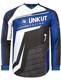 T-Shirt Unkut Brick Noir