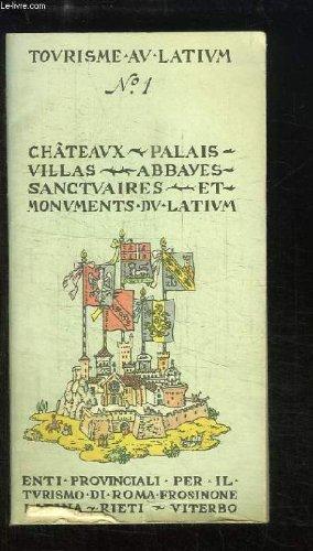 chteau-palais-villas-abbayes-sanctuaires-et-monuments-du-latium