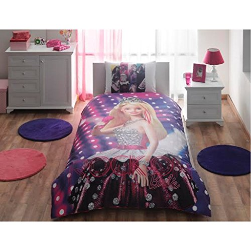 100-algodon-barbie-ropa-de-cama-juego-de-funda-de-edredon-doble-tamano-individual-barbie-rock-n-roya