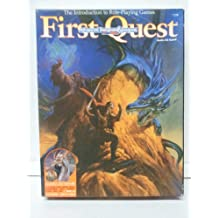 First Quest/Audio Cd Game