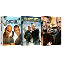 NCIS Los Angeles Collection - Stagioni 1-3