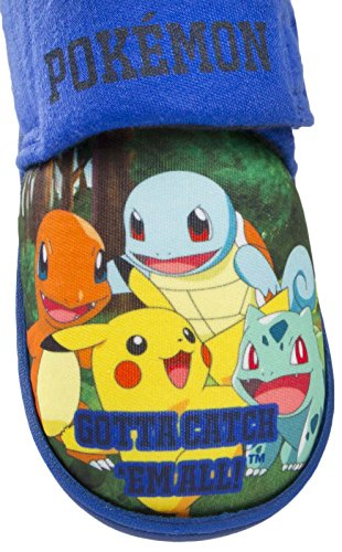 Pokmon-Pokemon-Sandalias-con-Cua-Para-Chico