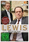 Lewis - Der Oxford Krimi: Staffel 7  [4 DVDs]