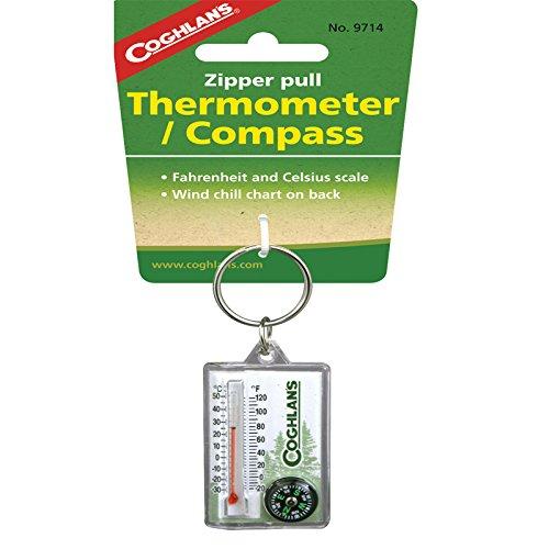 coghlan' S Thermometer/Kompass (Kleine Outdoor-anhänger)