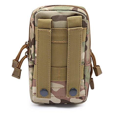 Reefa Outdoor Sport taktische Tarnung Multifunktions Ausrüstungs handlich Tasche ACU Tarnung