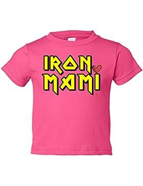 Camiseta niño Iron Maiden Iron Mami