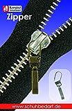 Unbekannt Langlauf Fashion Reißverschluss Zipper Classic Reisser zur Reparatur defekter Reissverschlüsse DREI Farben Auswahl (altmessing)