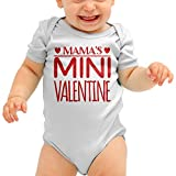 Mama's Mini Valentine Funny Baby Outfit Boys Girls - Best Reviews Guide