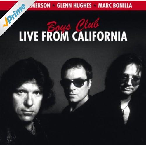 Boys Club - Live from California