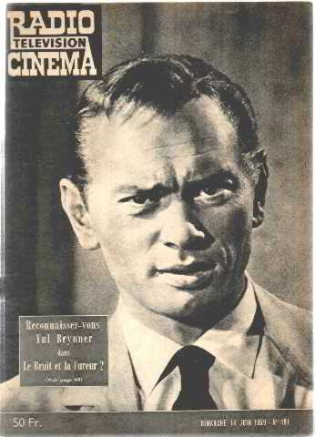 Revue radio cinema television n°491