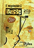 westwood paul l encyclopedie de la basse bass guitar book 2cd french