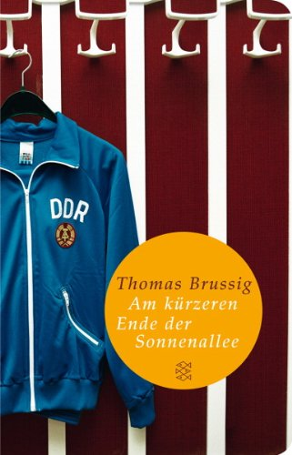 Buchseite und Rezensionen zu 'Am kürzeren Ende der Sonnenallee (Fischer Taschenbibliothek)' von Thomas Brussig