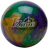 Brunswick T Zone Mardi Grass Bola Bowling, Unisex Adulto, Verde / Azul /...
