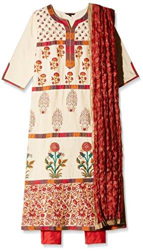 Shakumbhari Women's A Line Salwar Suit