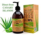fuerte ALOE Aloe Vera Gel bio 100% (500 ml)