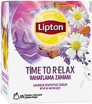 Lipton Rahatlama Zamanı Bardak Poşet Bitki Çayı 15