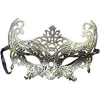 Lumanuby. Mascaras Venecianas Mascara Tipo Antifaz de Mascarada Ideal para Celebración Fiesta de Disfraces Carnaval