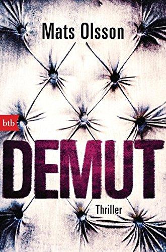 Buchseite und Rezensionen zu 'DEMUT: Thriller' von Mats Olsson