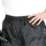 Roleff Racewear Pantalon Imperméable, Noir, XXXL