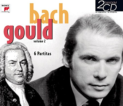Bach/Gould Tandem Volume 2 - 6 Partitas -