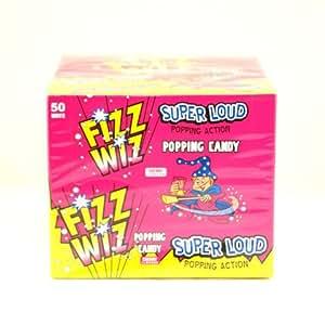 Fizz Wiz Cherry (space dust) (box of 50)