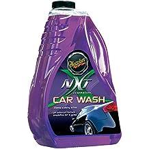 Meguiars NXT Car Wash - Jabón para lavado de coches (1892 ml)