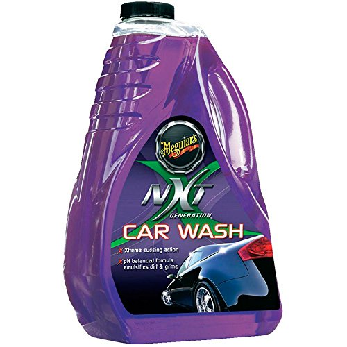 Meguiar's G12664EU NXT Car Wash Autoshampoo, 1892ml